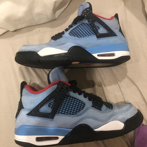 outlet store 28bd4 054e5 Travis Scott Jordan 4